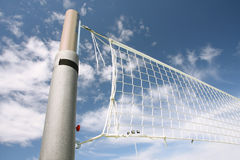 Volleyball net Royalty Free Stock Photo