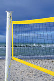 Volleyball-net Royalty Free Stock Photo