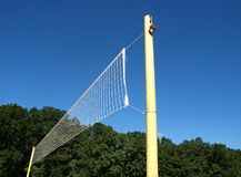 volleyball net Photographie stock libre de droits
