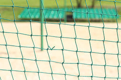 Volleyball net. A Net background for the game of volleyball royalty free stock photo