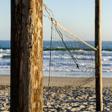 Volleyball net Stock Photography