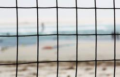 Volleyball net Stock Photos