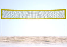 Volleyball Net Royalty Free Stock Photos
