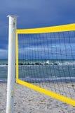 Volleyball-netto Royalty-vrije Stock Foto