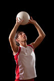Volleyball Player Royalty Free Stock Photography