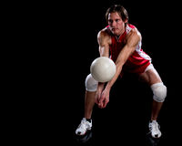 Volleyball Player Stock Photography