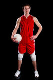 Volleyball Player Royalty Free Stock Photos