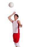 Volleyball-Spieler Lizenzfreies Stockfoto
