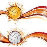 volleyball sport Royalty Free Stock Photo