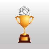 Volleyball sport design Stock Photos