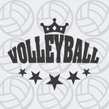 Volleyball sport Royalty Free Stock Images