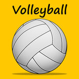 Volleyball-team sport Royalty Free Stock Photos
