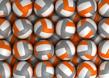 Volleyball Texture Stock Photos