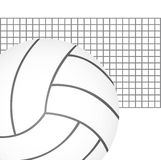 Volleyball vector Stock Images