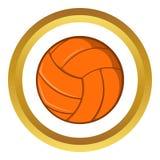 Volleyball vector icon Stock Photos