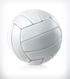 Volleyball vector icon Stock Image