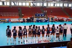 Volleyball: Welt großartiges Prix stockbilder