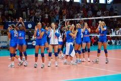 Volleyball: Welt großartiges Prix Stockbild