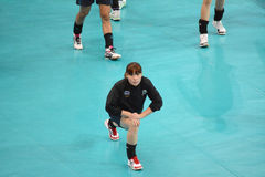 Volleyball WGP Photos stock