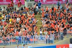 Volleyball WGP : Les Etats-Unis CONTRE thaïlandais images libres de droits