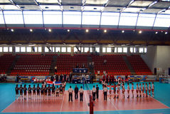Volleyball: World Gran Prix Stock Image