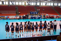 Volleyball: World Grand Prix Stock Images