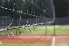 Volleyballnetz Lizenzfreies Stockbild