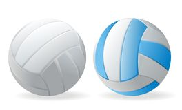 Volleyballs Royalty Free Stock Image
