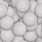 Volleyballs Stock Image