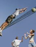 Volleyballspieler Lizenzfreie Stockbilder