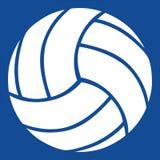 Volleyballvektor Lizenzfreie Stockfotos