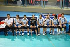 Volleyboll WGP Royaltyfri Fotografi