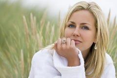 Vollkommene weibliche Schönheit Stockfotos