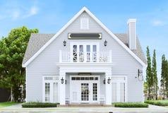 Vollkommenes Haus Stockbilder