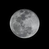 Vollmond Stockfoto