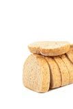 Vollweizen bread Lizenzfreie Stockfotos