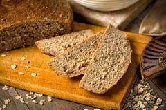 Vollweizen bread Lizenzfreie Stockfotografie