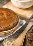 Vollweizen bread Stockfotografie