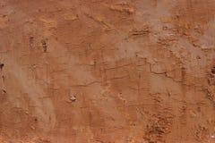 Vollziegel 2 des roten Lehms Stockfotografie