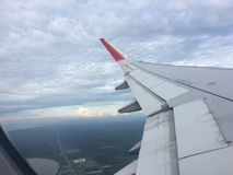 volo fotografia stock libera da diritti