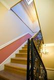 Volo delle scale Fotografie Stock