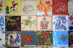 """Vologda, †de RUSIA """"4 de julio: artes, festival hecho en casa Rusia el 4 de julio de 2015 Fotos de archivo libres de regalías"""