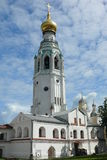 Vologda belltower Royalty Free Stock Photography