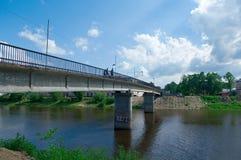 Vologda city Stock Image
