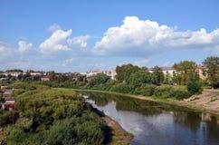 Vologda, cityscape Stock Photo