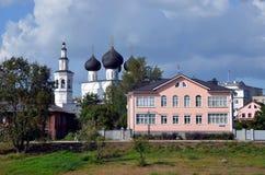 Vologda, cityscape Stock Image