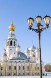 Vologda der Kreml Stockbild