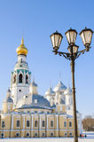 Vologda Kremlin Image stock