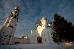 Vologda Kremlin Zdjęcie Stock