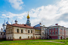 Vologda kremlin Stock Image
